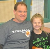 Thank you Mr. Landon for being our Watch Dog Dad this week!