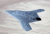 A stealth Drone
