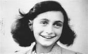 Anne Frank lived in hiding for a very long time.