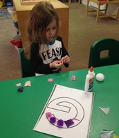 Work on the Letter G