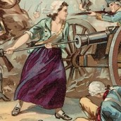 "Mary Ludwig Hays ""Molly Pitcher"""