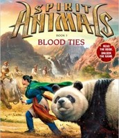 Blood Ties Spirit Animals #3 by Garth Nix Spirit