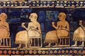 Sumerian Figure Art