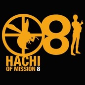 HACHI OF MISSION 8