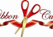 ribbon cutting: dance club