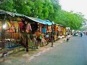 Law garden market