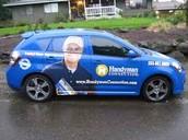 Car Signange Mandurah
