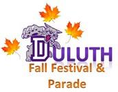 Desfile del Festival de Otoño de Duluth