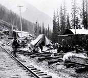 Building the CP rail