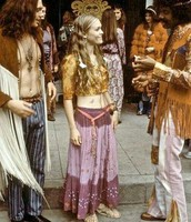 Hippie Fashion 70s