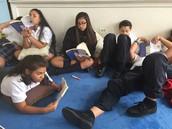8th Grade Reads