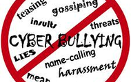 Cyber bulling is wrong.