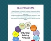 Teadmusloome jaoks olulised põhimõtted: