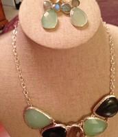 Sanibel Necklace and Chandeliers