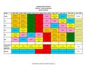 2015-2016 Master Schedule