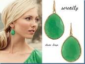 Serenity Stone Drops Jade