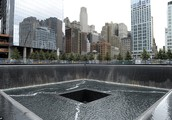 Where The Twin Towers Used To Be..........