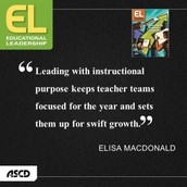 Leadership and Teacher Teams