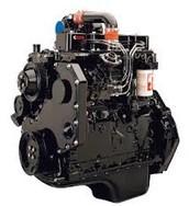 Turbocharged Four-Cylinder Engine