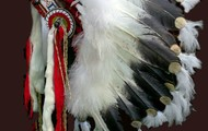 Traditional Native American Headdress