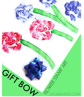 Gift Bow Flowers