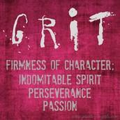 Grit: Firmness