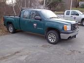 Warden truck