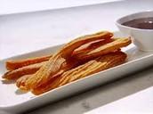 churros de Azucarado