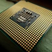CPU's On Large Machienes