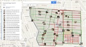 Helps in planning waste collection routes having known the location