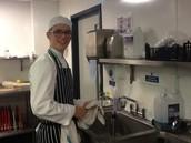 Training Kitchen in Hospitality