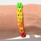 Homey comb bracelet