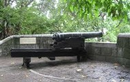 Fort Canning 9-Pound Cannon