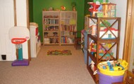 An Organized Play Room