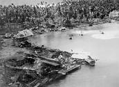 Pacific Theatre Bombing