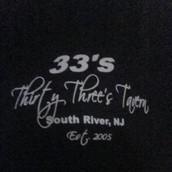 33's Tavern