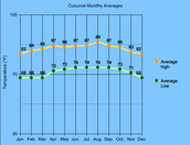 Monthly Averages