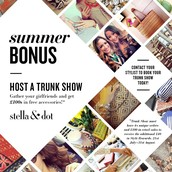 Summer bonus for hostesses