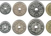 taani mündid.