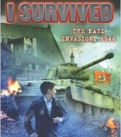 The I survived book cover.