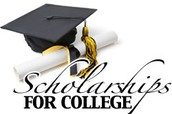 Seniors: April Scholarship Information