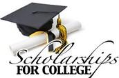 Seniors: May Scholarship Information