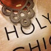 Tallulah Bib necklace