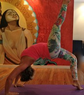Inversions for mind and body balance