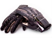 Smart Gloves From Team QuadSquad