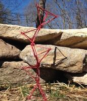 Camren's Freestanding Toothpick Sculpture