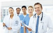 We are the helpful doctors of Emily Jones