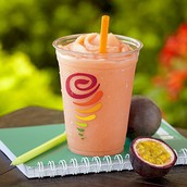 Carabbien passion smoothie