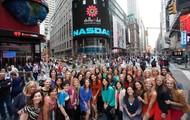 We rang the NASDAQ bell!