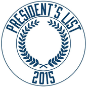 PTA Earns President's List Award!